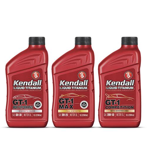 Kendall Liquid Titanium
