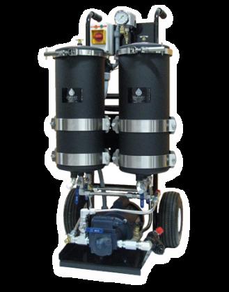 Michigan Petroleum Technologies Filter Cart