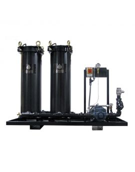 Michigan Petroleum Technologies Oil Filtration System